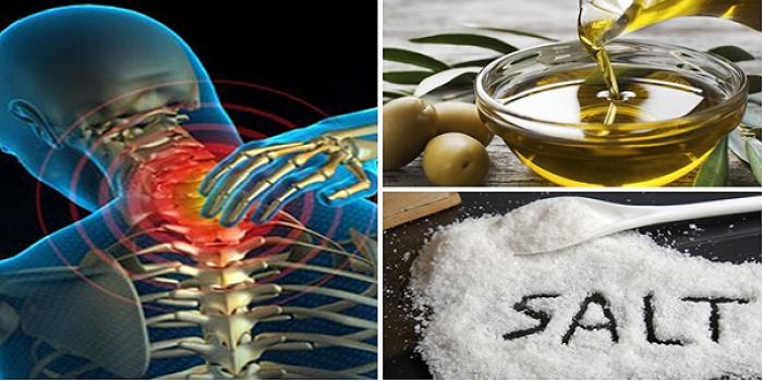 Kripë me vaj ulliri: ilaçi më i mirë natyral që qetëson dhimbjet e kurrizit