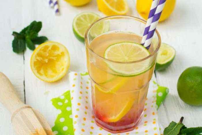 Dieta me limonadë: Një kilogram më pak për çdo ditë