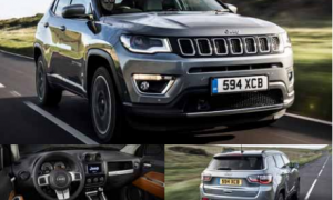 "RISIA ""JEEP COMPASS SUV 2017"""