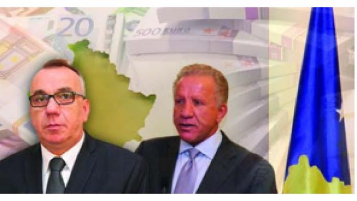 Skandali presidencial, Pacolli akuzohet për një milion ryshfet