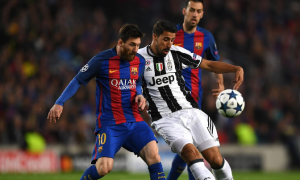Juventus – Barcelona, formacionet zyrtare