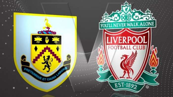 Burnley – Liverpool, formacionet zyrtare