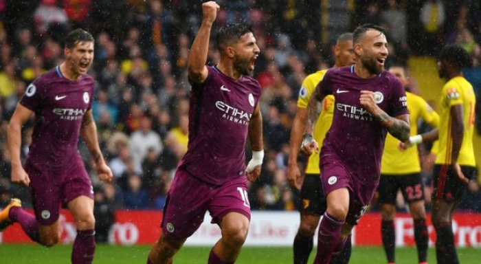 Formacionet zyrtare: City – Watford