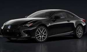 """Lexus RC 300h F Sport Black Edition"""