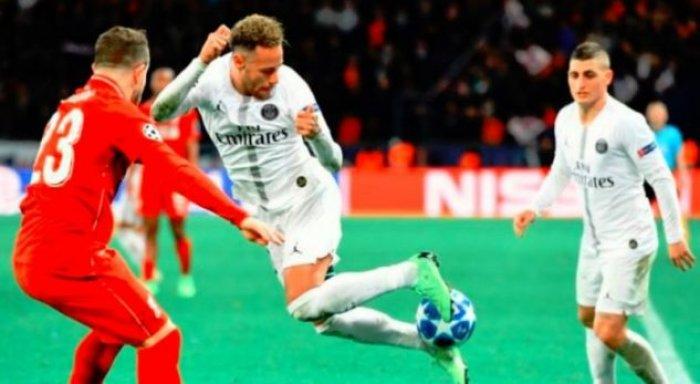 Neymar përballet me Shaqirin, shikoni çfarë i bën Xherdani