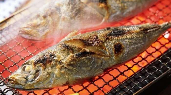 Receta e Cekës: Peshk në skarë
