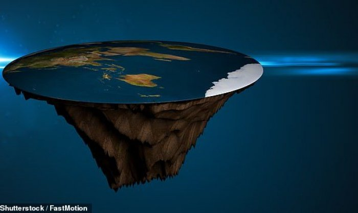 Ata që besojnë se toka është e rrafshët kanë plane si ta dëshmojnë atë