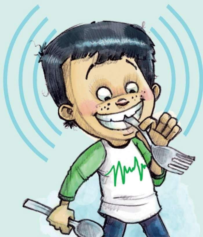 A e dini se dhëmbët mundë të dëgjojnë