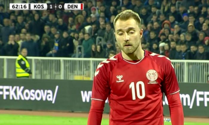 """Eriksen: """"Do t'i them Anglisë, s'e Kosova është shumë e fortë"""""""