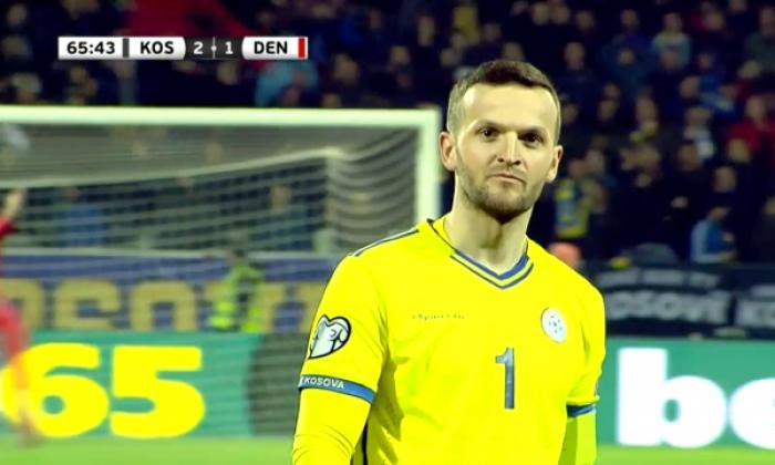 Ujkani deklarohet për golin e pësuar në fund të ndeshjes