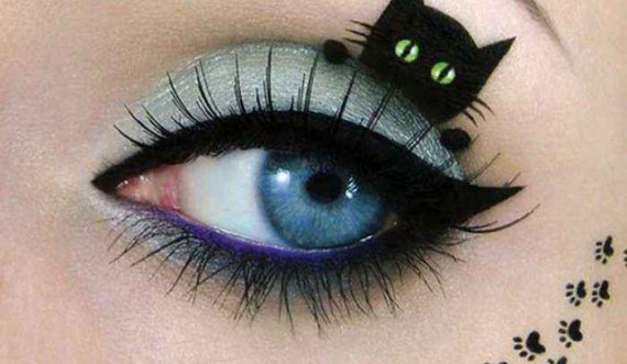 'Kitten eye': forma e re e dukjes 'cat eye'
