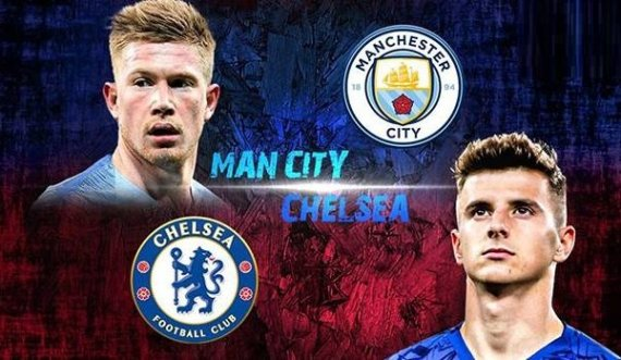 Man City vs Chelsea, finale para finales